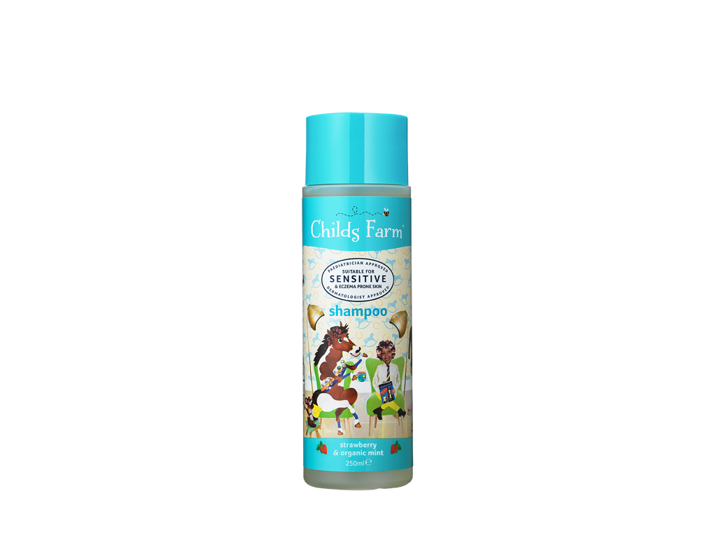 Childs Farm Shampoo Strawberry & Organic Mint 250ml