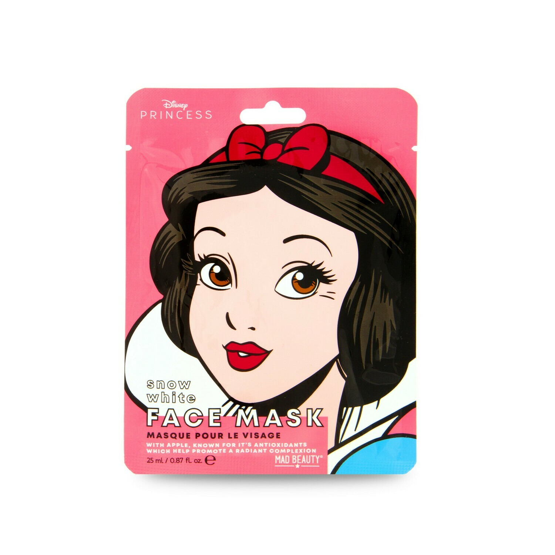 Disney Pop Princess Face Mask Snow White