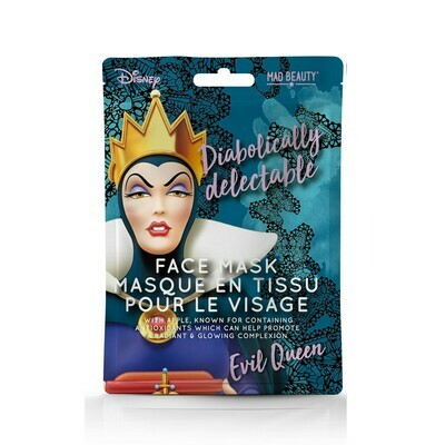Disney Villains Face Mask Evil Queen