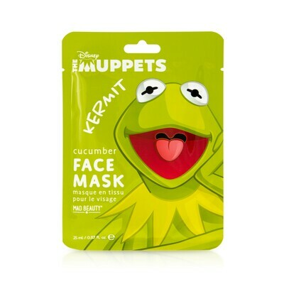 Disney Muppets Face Mask Kermit