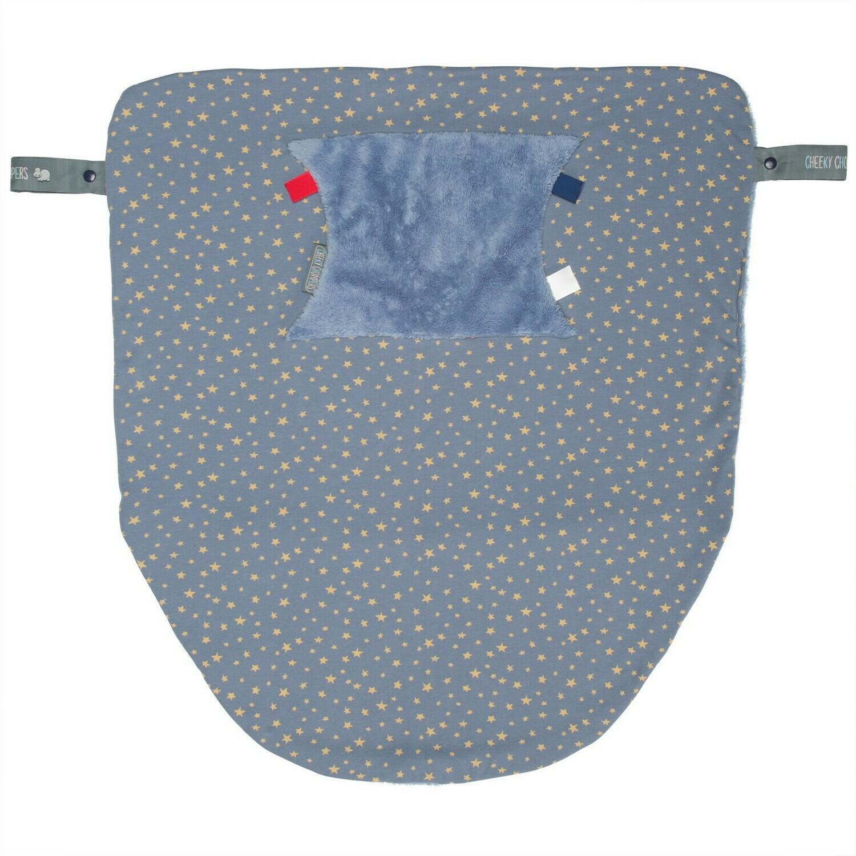 Cheeky Blanket Midnight Stars