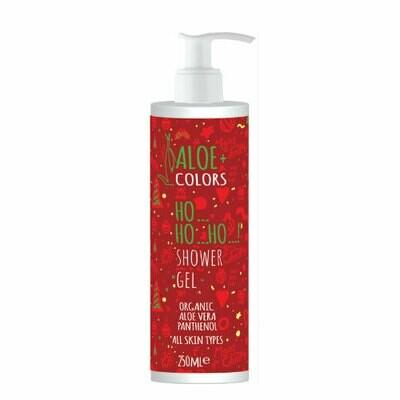 Aloe+Colors Shower Gel Christmas Ho Ho Ho 250ml