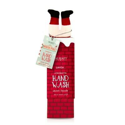Hand Wash North Pole Santa 250ml