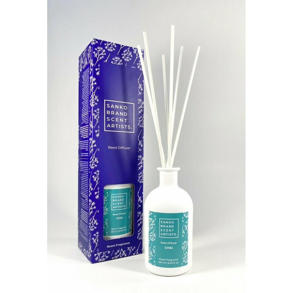 Sanko Chai Reed Diffuser αρωματικό χώρου 250 ml