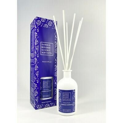 Sanko Mango Manila Reed Diffuser αρωματικό χώρου 250 ml