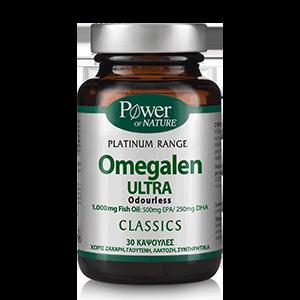 Power Health Classics Omegalen Ultra 30caps