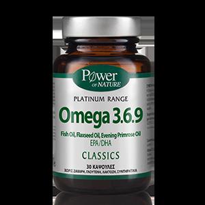 Power Health Classics Omega 3.6.9 30caps