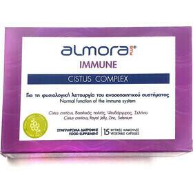 Almora Immune Cistus Complex 15caps
