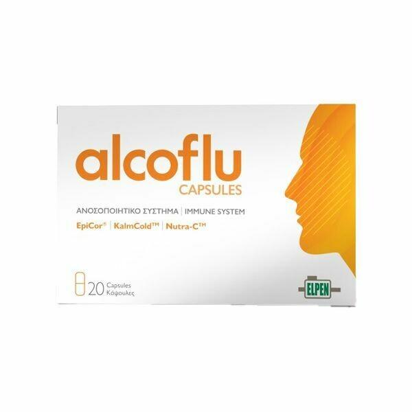 Alcoflu 20caps