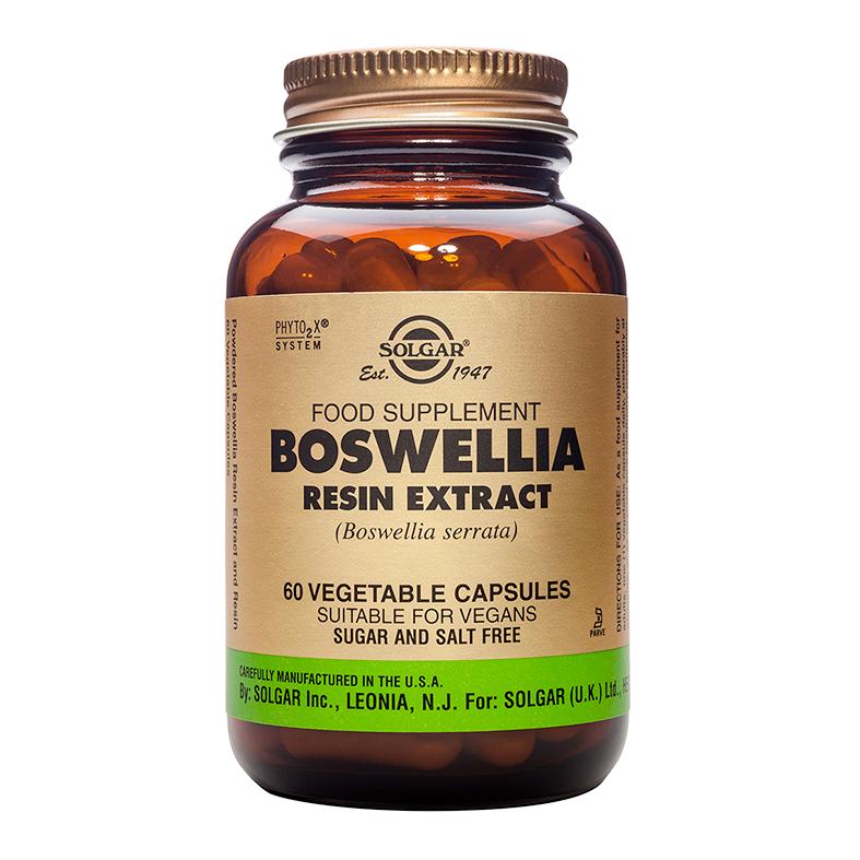 Solgar Boswellia Resin Extract 60caps