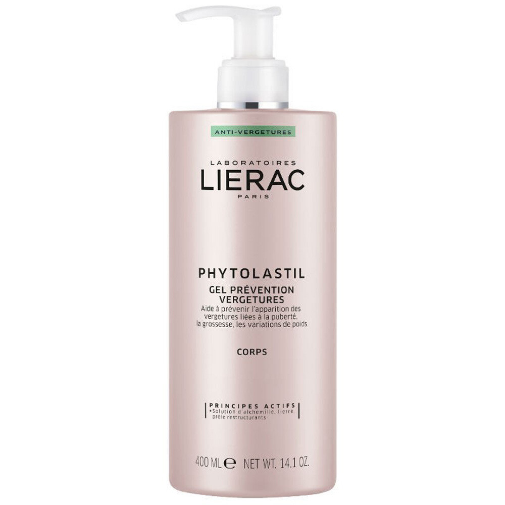 Lierac Phytolastil Gel Prevention Vergetures 400ml