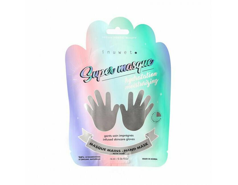 Inuwet Hand Mask Gloves 16ml