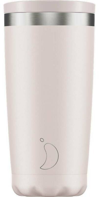 Chilly's Coffee Cup Blush Pink 500ml
