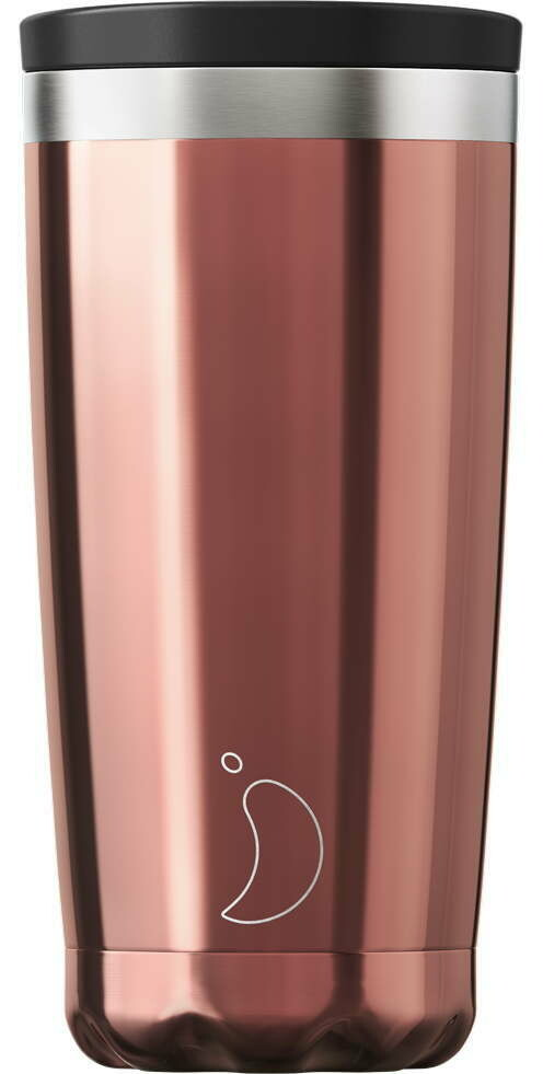 ChillY'S Coffee Cup Rose Gold 500ml