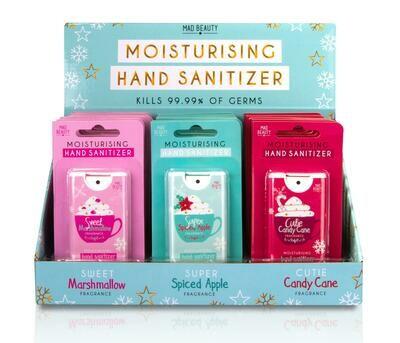 Christmas Cups Hand Sanitizer 15ml