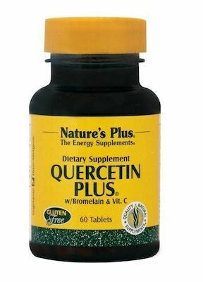 Natures Plus Quercetin Plus 60tabs