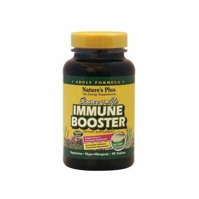 Natures Plus Immune Booster Adult 90tabs
