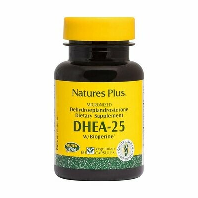 Natures Plus Bio-DH 25mg 60caps