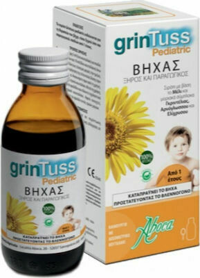 Aboca Grintuss Pediatric Σιρόπι 180ml