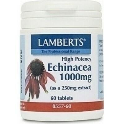 Lamberts Echinacea 1000mg 60tab