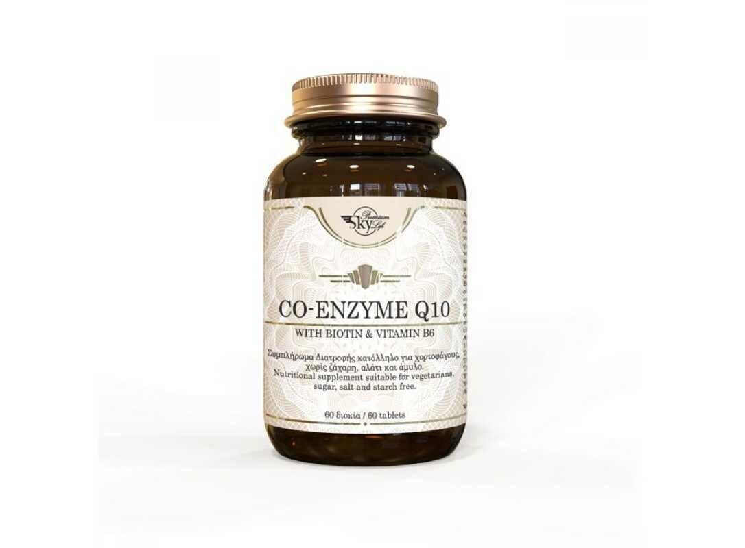 Sky Premium Life Co-Enzyme Q10 60tbs