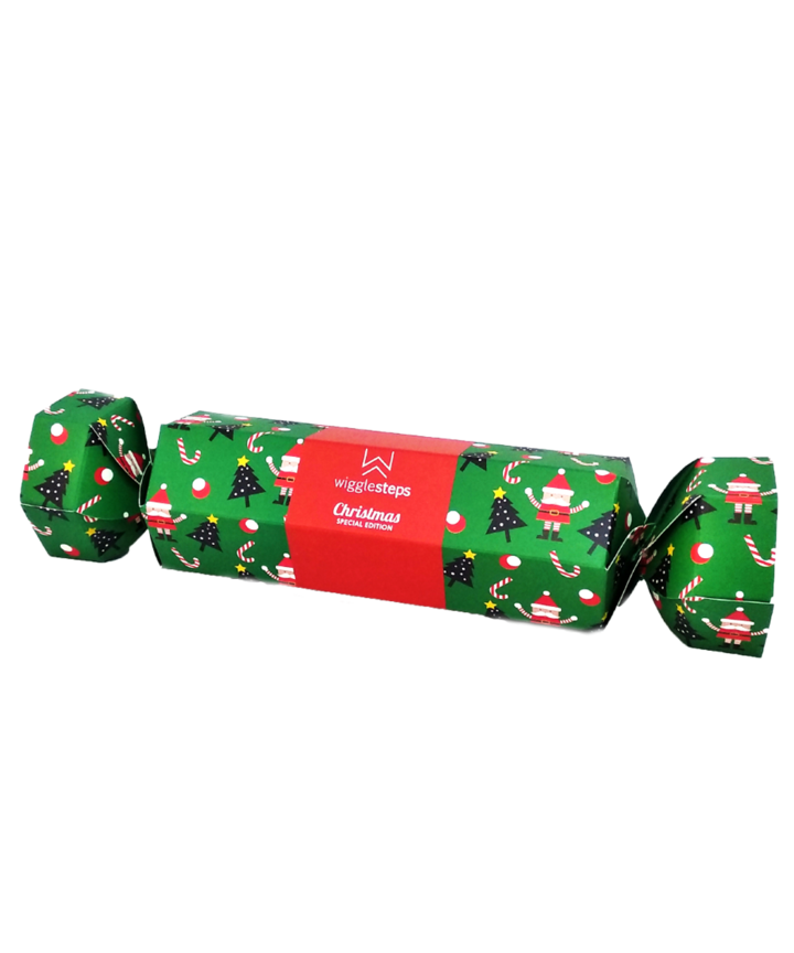 Wigglesteps Christmas Crackers Ladies Gift Boxs