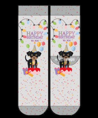 Wigglesteps Kids Socks (4-6 years)