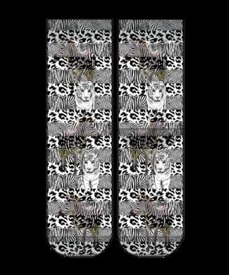 Wigglesteps Lady Socks Animals