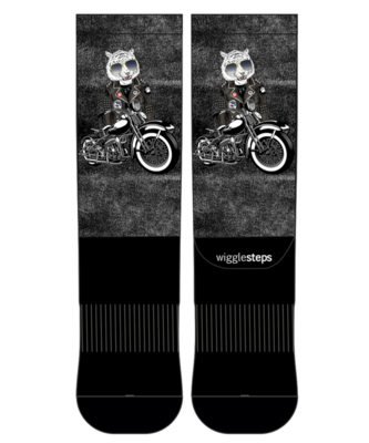 Wigglesteps Men's Performance Socks Size:43-46
