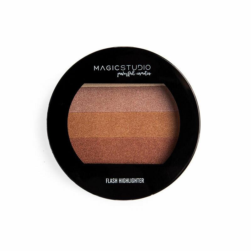 Folia Cosmetics Magic Studio Sungold Flash Highlighter (6τμχ)