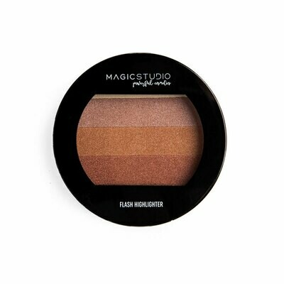 Folia Cosmetics Magic Studio Sungold Flash Highlighter (6τμχ)