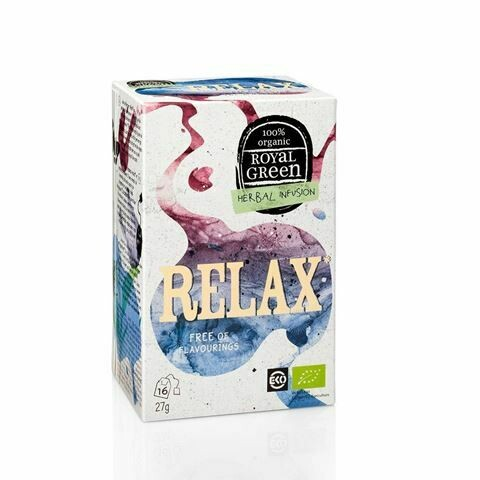 Royal Green Herbal Infusion Relax 27gr