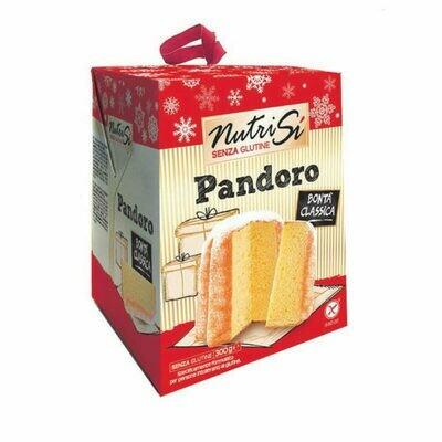 Nutrisi Pandoro Χωρίς Γλουτένη 300gr