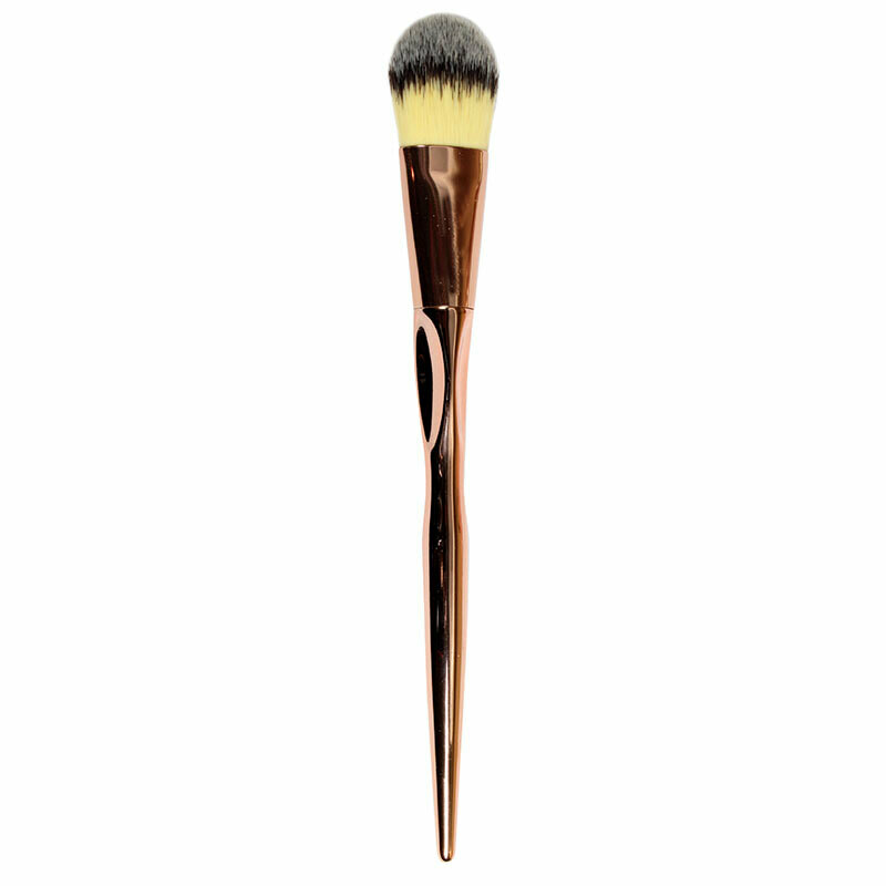 Folia Cosmetics Concealer – Foundation Brush Bronzy