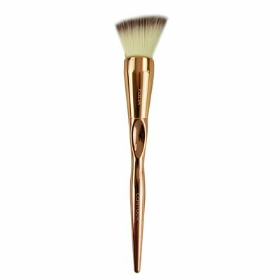 Folia Cosmetics Contour Brush Rose Gold
