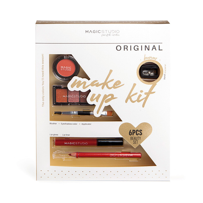 Folia Cosmetics Magic Studio Make up Kit
