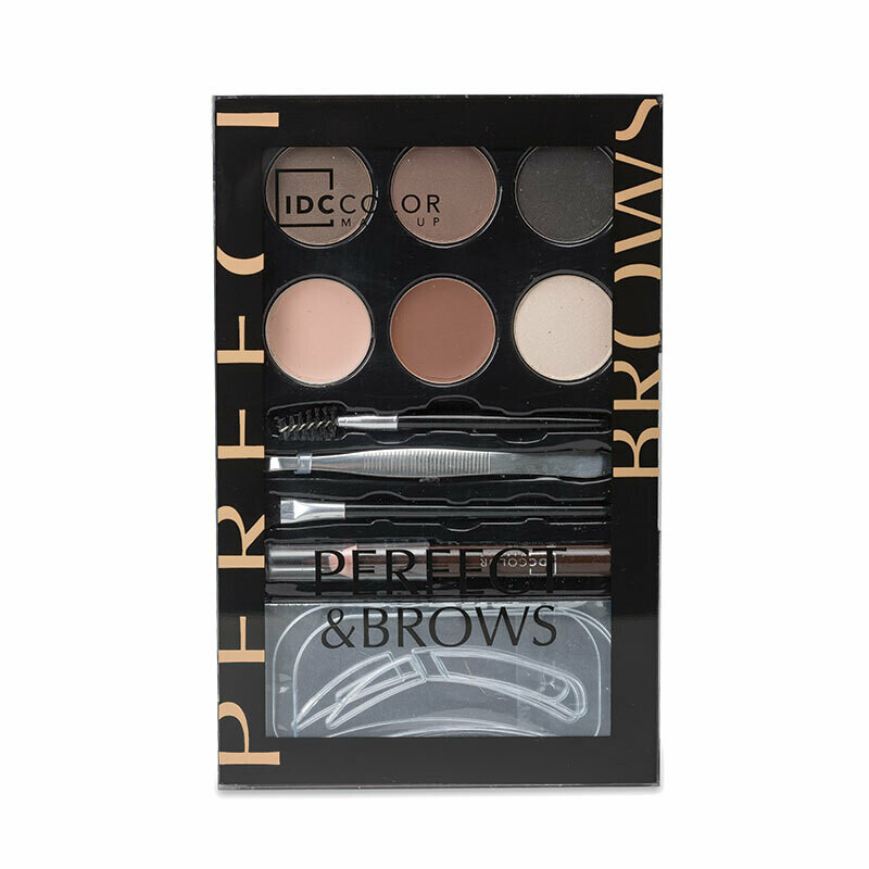 Folia Cosmetics Magic Studio Perfect Eyebrow & Brows Palette