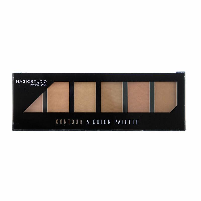 Folia Cosmetics Magic Studio Contour Palette