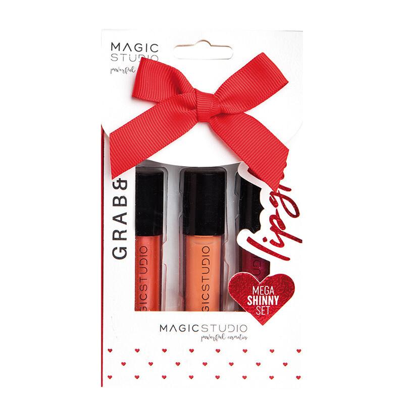 Folia Cosmetics Magic Studio Lip Gloss Set