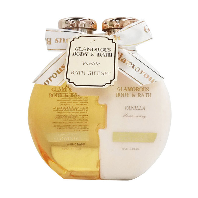 Folia Cosmetics Glamorous Body & Bath Σετ Δώρου Vanilla