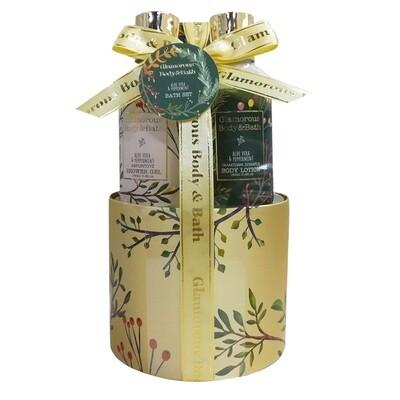 Folia Cosmetics Glamorous Body & Bath Aloe Vera & Peppermint