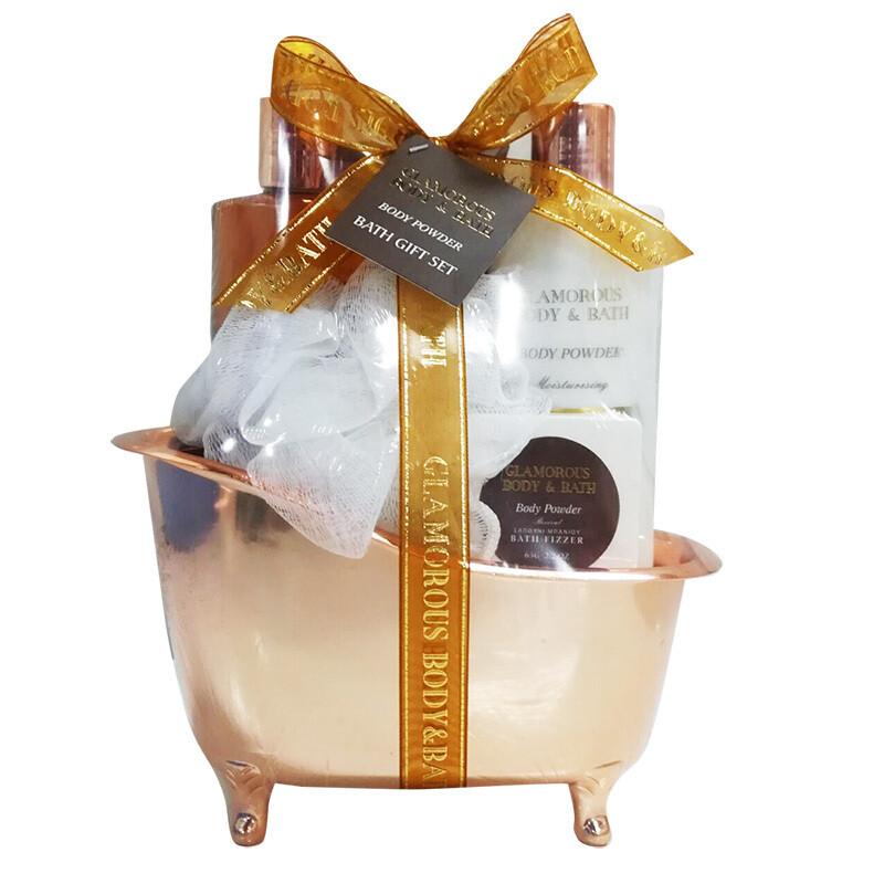 Folia Cosmetics Glamorous Body & Bath Vanilla