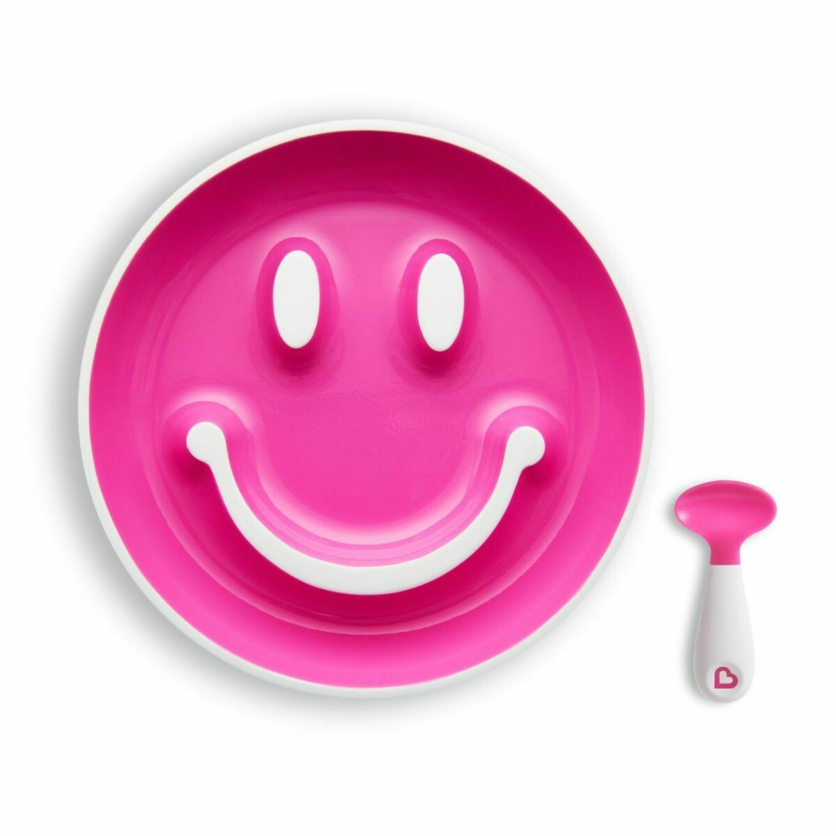 Munchkin-SMILEY PLATE