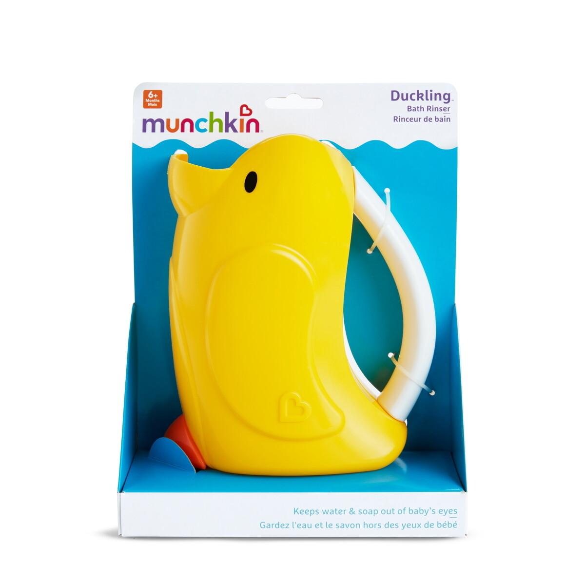 Munchkin- DUCK BATH RINSER