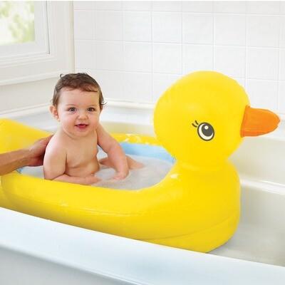 Munchkin-WH INF SAFETY DUCK BATH