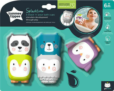Tommee tippee Splashtime Stack 'n' Pour, Παιχνίδι μπάνιου