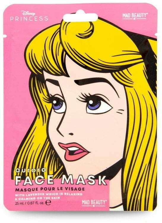 Disney Aurora Princess Face Mask