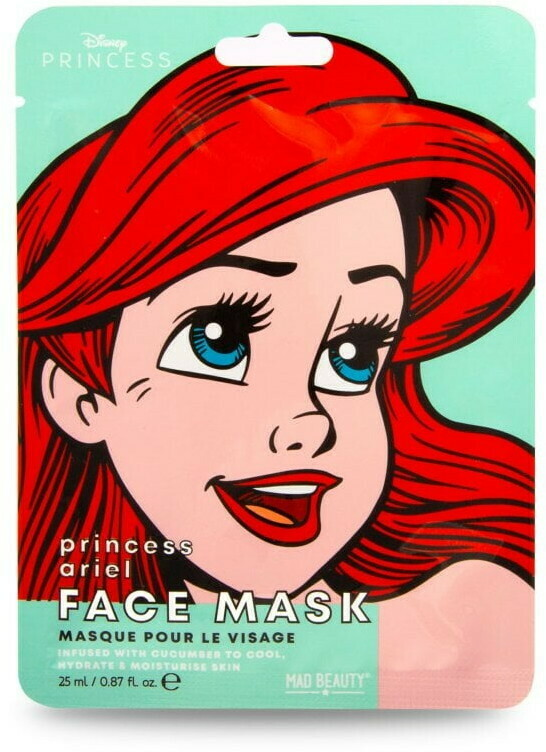 Disney Princess Ariel Face Mask