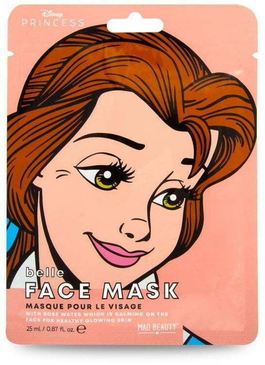 Disney Belle Princess Face Mask
