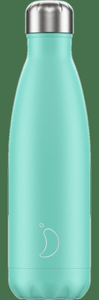 Chilly's Ανοξείδωτο Θερμός Summer Solid Bubblegum 500ml